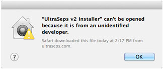 ultraseps installer mac